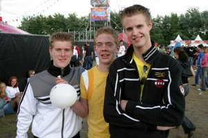 foto NJOY, 11 juni 2004, 6 Flags Holland, Biddinghuizen #101968