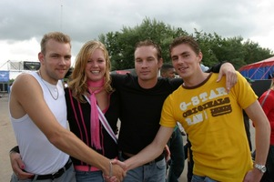 foto NJOY, 11 juni 2004, 6 Flags Holland, Biddinghuizen #102111