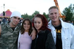 foto NJOY, 11 juni 2004, 6 Flags Holland, Biddinghuizen #102122