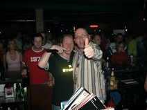 Foto's, 4 Years Bridge, 6 november 2004, The Bridge, Meppen