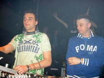 Foto's, 2 Fast 4 Trance vs Italy, 16 april 2005, HappydayZZ, Culemborg