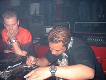 Foto's, Back to the Underground, 31 mei 2002, Locomotion, Zoetermeer