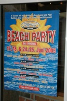 foto Mega Beach Party 2005, 18 juni 2005, Zak, Uelsen #169995