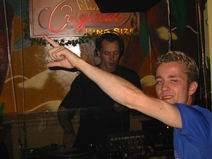 Foto's, Bas' TECHNO(birthday)party, 9 juni 2002, Moonlight, Zaandam