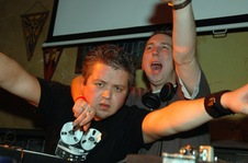 Foto's, Oldschool Madness, 8 april 2006, Go Planet Expo Hall, Enschede
