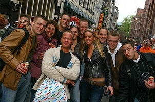 foto I love hardhouse queensday streetrave, 29 april 2006, Frisco Inn, Amsterdam #246428