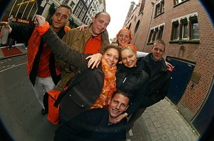 foto I love hardhouse queensday streetrave, 29 april 2006, Frisco Inn, Amsterdam #246433