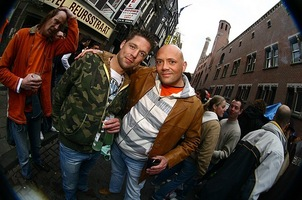 foto I love hardhouse queensday streetrave, 29 april 2006, Frisco Inn, Amsterdam #246435