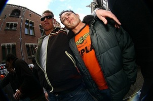 foto I love hardhouse queensday streetrave, 29 april 2006, Frisco Inn, Amsterdam #246436