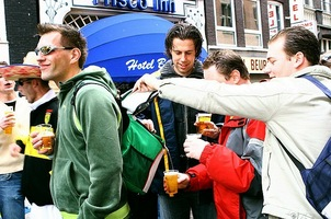 foto I love hardhouse queensday streetrave, 29 april 2006, Frisco Inn, Amsterdam #246437