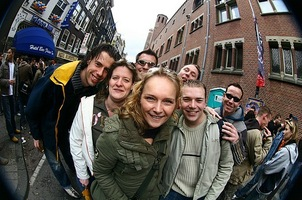 foto I love hardhouse queensday streetrave, 29 april 2006, Frisco Inn, Amsterdam #246439