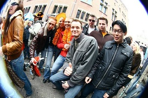 foto I love hardhouse queensday streetrave, 29 april 2006, Frisco Inn, Amsterdam #246455