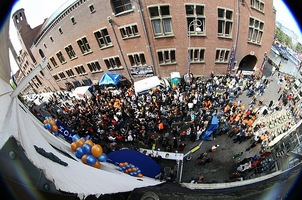 foto I love hardhouse queensday streetrave, 29 april 2006, Frisco Inn, Amsterdam #246458