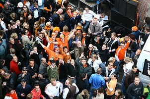 foto I love hardhouse queensday streetrave, 29 april 2006, Frisco Inn, Amsterdam #246459