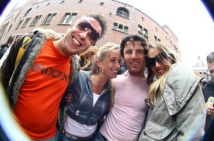 foto I love hardhouse queensday streetrave, 29 april 2006, Frisco Inn, Amsterdam #246467