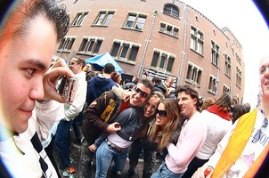 foto I love hardhouse queensday streetrave, 29 april 2006, Frisco Inn, Amsterdam #246468