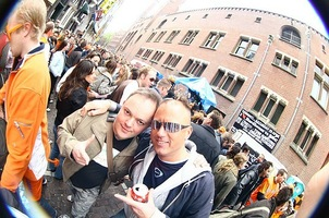 foto I love hardhouse queensday streetrave, 29 april 2006, Frisco Inn, Amsterdam #246470