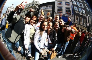 foto I love hardhouse queensday streetrave, 29 april 2006, Frisco Inn, Amsterdam #246471