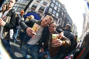 foto I love hardhouse queensday streetrave, 29 april 2006, Frisco Inn, Amsterdam #246473