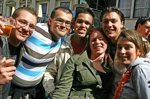 foto I love hardhouse queensday streetrave, 29 april 2006, Frisco Inn, Amsterdam #246481