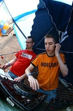Foto's, I love hardhouse queensday streetrave, 29 april 2006, Frisco Inn, Amsterdam