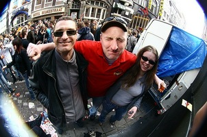 foto I love hardhouse queensday streetrave, 29 april 2006, Frisco Inn, Amsterdam #246500