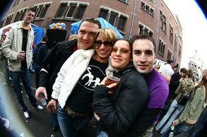 foto I love hardhouse queensday streetrave, 29 april 2006, Frisco Inn, Amsterdam #246506