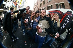 foto I love hardhouse queensday streetrave, 29 april 2006, Frisco Inn, Amsterdam #246508