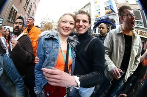 foto I love hardhouse queensday streetrave, 29 april 2006, Frisco Inn, Amsterdam #246521