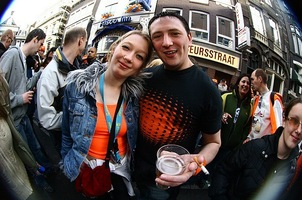 foto I love hardhouse queensday streetrave, 29 april 2006, Frisco Inn, Amsterdam #246522