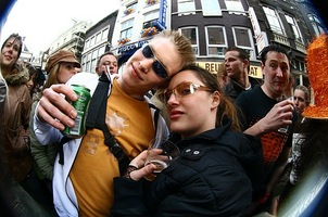 foto I love hardhouse queensday streetrave, 29 april 2006, Frisco Inn, Amsterdam #246523