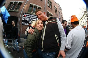 foto I love hardhouse queensday streetrave, 29 april 2006, Frisco Inn, Amsterdam #246524