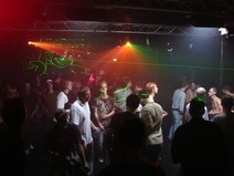 Foto's, Turntable Junkies vs Hardbeater, 16 september 2006, Simplon, Groningen