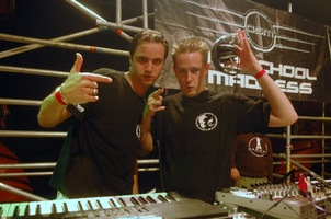 foto Oldschool madness, 11 november 2006, Go Planet Expo Hall, Enschede #289374