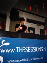 Foto's, The Sessions, 13 januari 2007, Strand West, Amsterdam