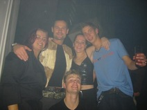 Foto's, Hardknox, 1 november 2002, The Q, Zwolle