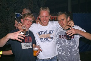 foto Monkeybass vs Hardtraxx, 7 april 2007, Ramix Factory, Coevorden #324584