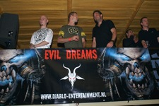 Foto's, Evil Dreams, 27 april 2007, De Ameland, Rotterdam