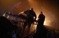 Photos, DJ Partyraiser presents Machine City, 20 October 2007, Ahoy, Rotterdam
