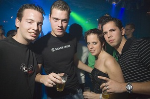 foto Bass Navigators, 23 november 2007, Empire New York, Hengelo #384219