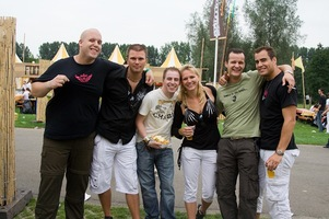 foto The Qontinent, 9 augustus 2008, Puyenbroeck, Wachtebeke #446019