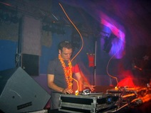 Foto's, Nexus, 29 april 2003, Lay Down, Utrecht
