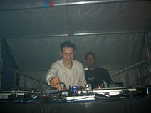 Foto's, Intelligenze, 17 mei 2003, Lay Down, Utrecht