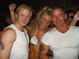 foto Impulz Outdoor, 28 juni 2003, Recreatieplas Bussloo, Bussloo #54508