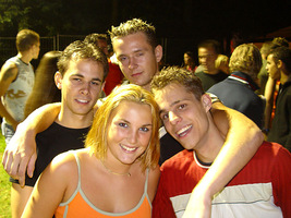 foto Impulz Outdoor, 28 juni 2003, Recreatieplas Bussloo, Bussloo #54509