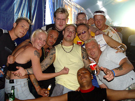 foto Impulz Outdoor, 28 juni 2003, Recreatieplas Bussloo, Bussloo #54543