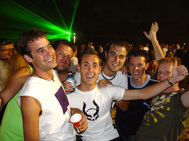 foto Impulz Outdoor, 28 juni 2003, Recreatieplas Bussloo, Bussloo #54590