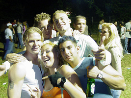foto Impulz Outdoor, 28 juni 2003, Recreatieplas Bussloo, Bussloo #54635