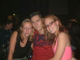 foto Super Marco May & Deepack's Birthday Party, 5 juli 2003, Hemkade, Zaandam #55348