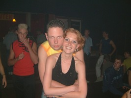foto Super Marco May & Deepack's Birthday Party, 5 juli 2003, Hemkade, Zaandam #55360